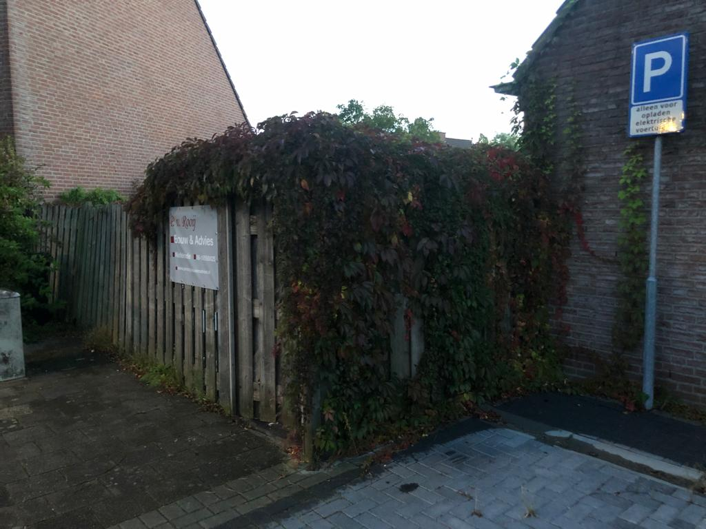 PvRooij-Bouw-en-Advies Hekwerk Opbergruimte tuin Schutting (1)