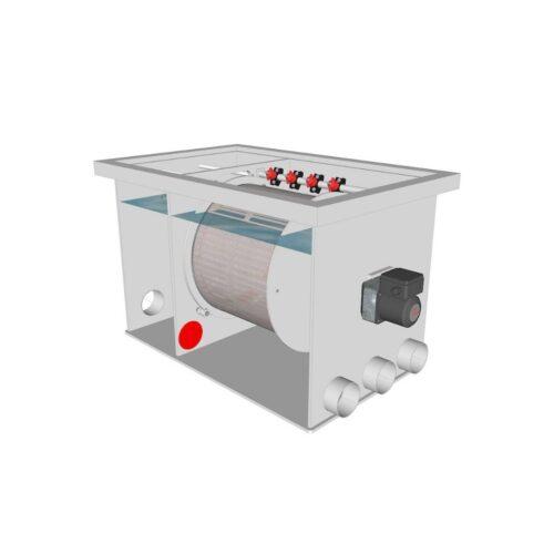 Brabant Koi filtersystemen - Drumfilter 3035 XL filter1