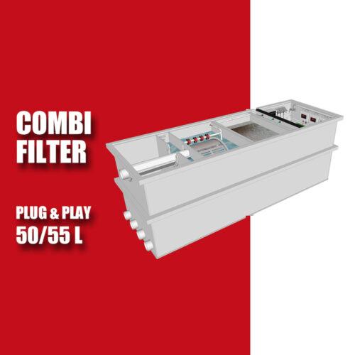 filtersystemen - Redlabel Drumfilter plug&play 50-55L
