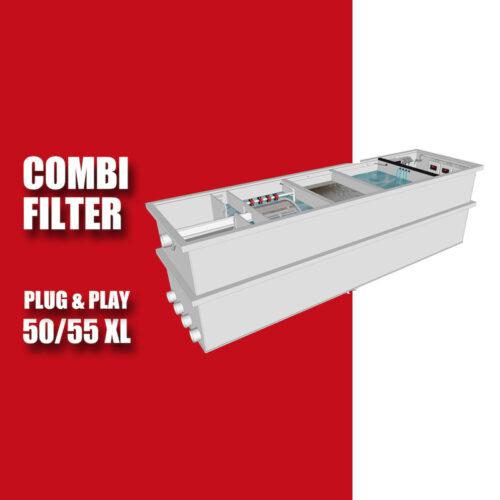 Brabant Koi filtersystemen - Redlabel Drumfilter plug&play 50/55XL