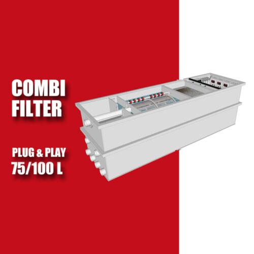 filtersystemen - Redlabel Drumfilter plug&play 75-100 L