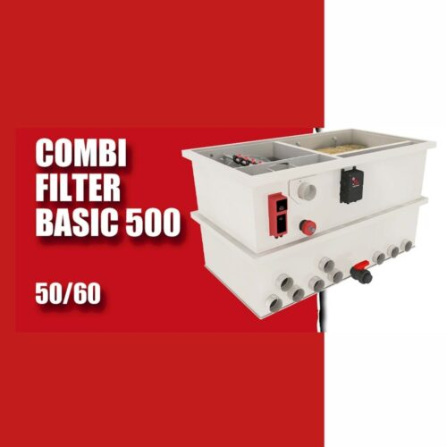 Brabant Koi filtersystemen - combi filter 500 plus 50-60