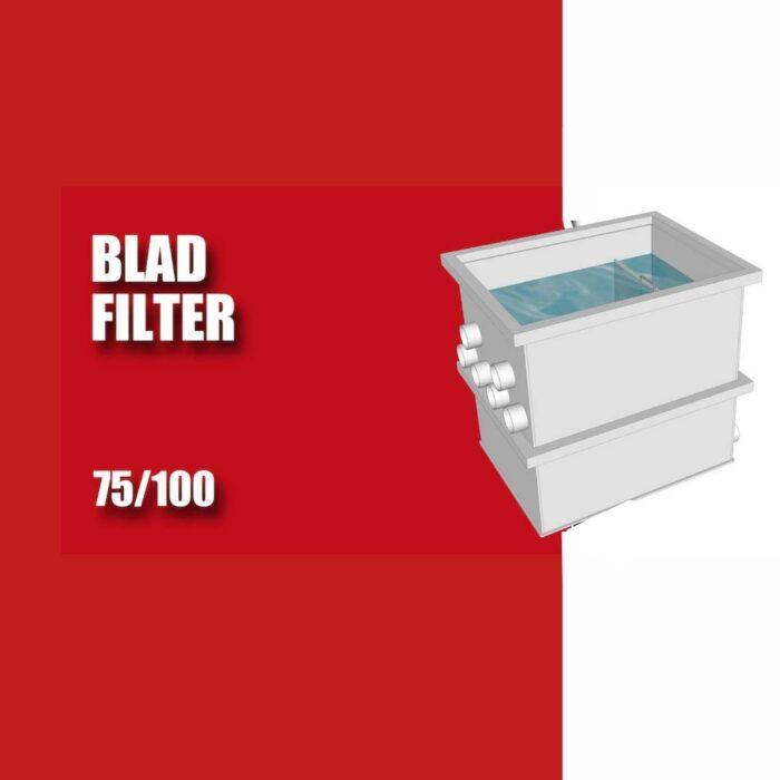 filtersystemen - bladfilter rlbansiteblad