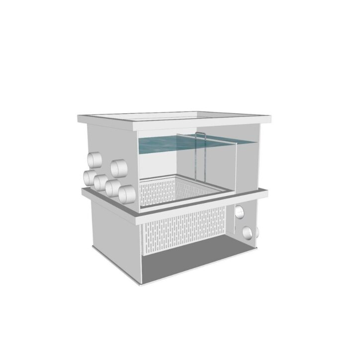 Brabant Koi filtersystemen - bladfilter 75-100