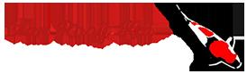 Van Rooij Koi Logo