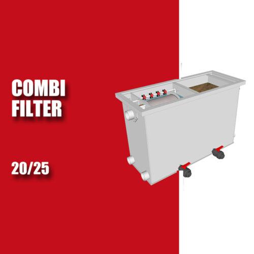 Van Rooij -Brabant Koi filtersystemen - banner Redlabel Hoofd Combifilter 20-25