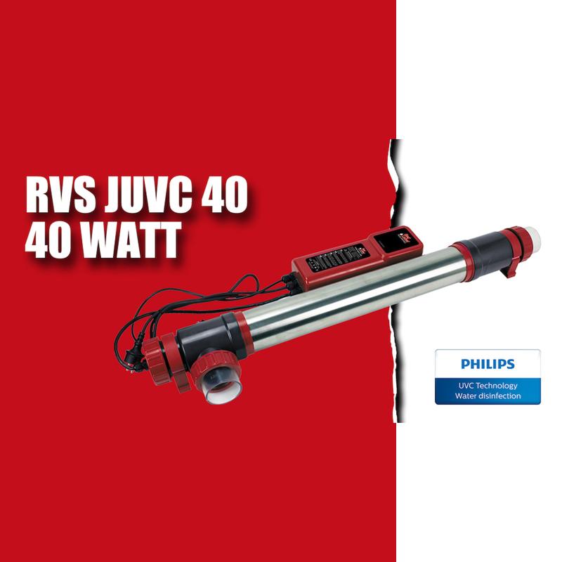 Van Rooij Koi Brabant red_label_uvcfilter_juvc_40_watt.1980