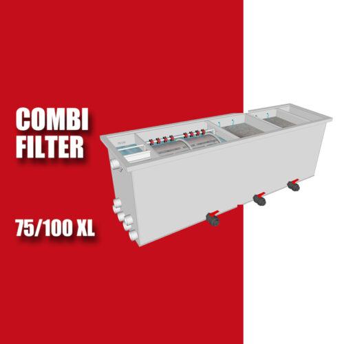Combifilter 75-100XL