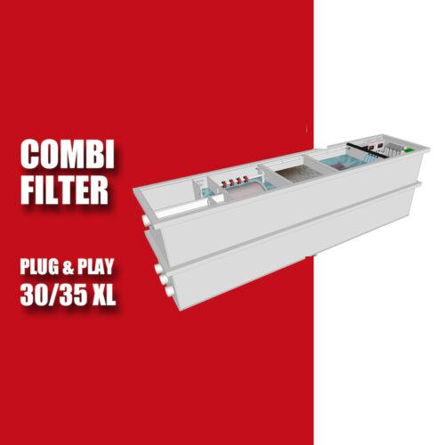 Brabant Koi filtersystemen - Redlabel Drumfilter plug&play 30-50 XL