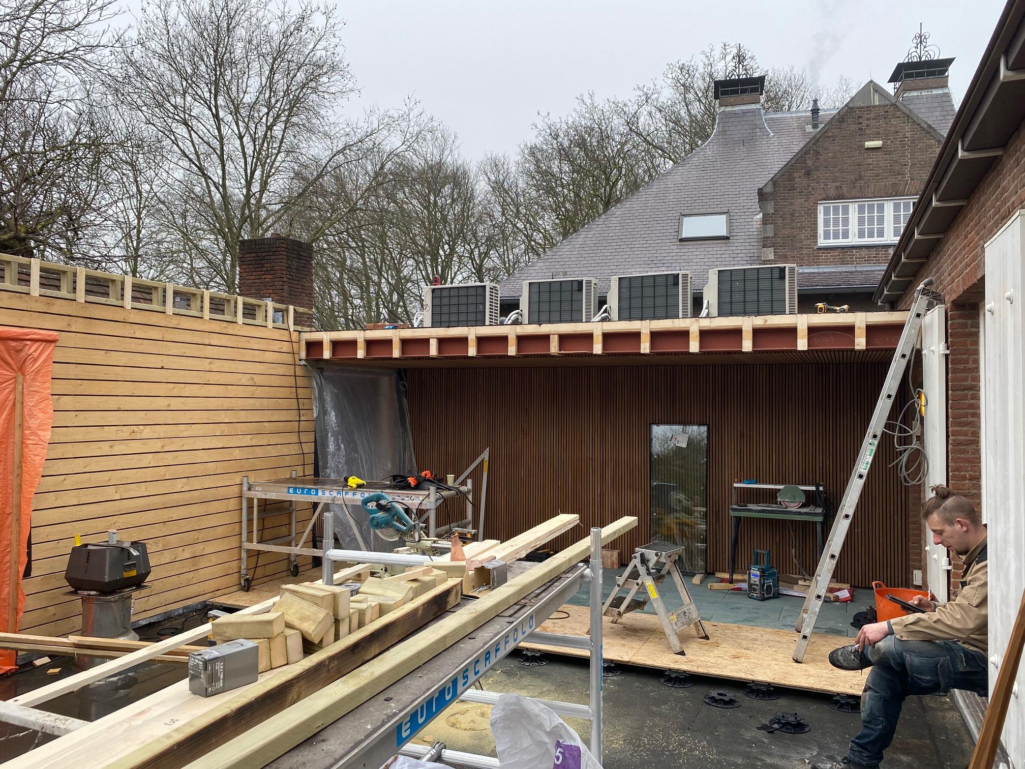 Aanbouw in progress (4)
