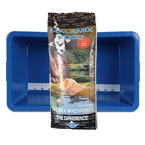 Malamix Food 10 KG + Meetbak