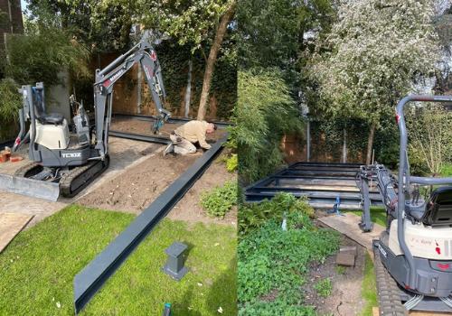 Tuin met platform - Van Rooij (1)