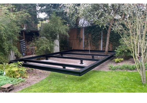 Tuin met platform - Van Rooij (2)