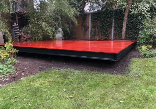 Tuin met platform - Van Rooij (5)