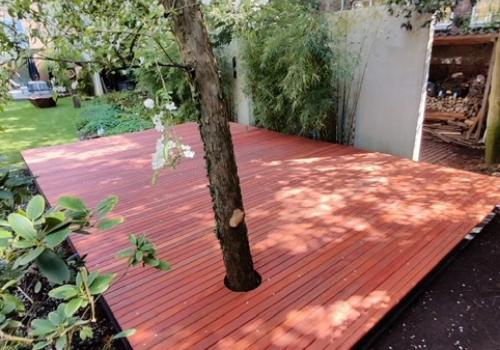 Tuin met platform - Van Rooij (6)