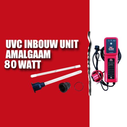 Van Rooij Koi Brabant red_label UVC Inbouw unit 80